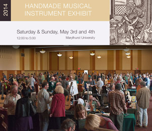 2014-NW Handmade Musical Instrument Exhibition